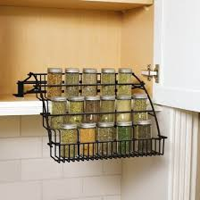 kitchen cabinet spice racks 48 spice cabinet storage remodelaholic how to build a space