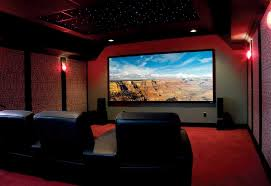 Home Cinema Decorating Ideas Finished Basement Home Theatre Room Tv Room Surround Sound