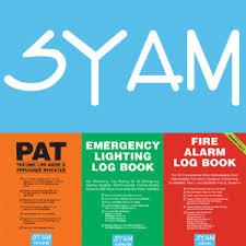 products syam log books