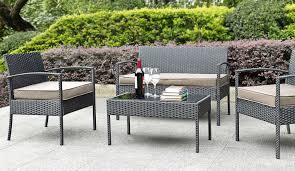 Rectangular Patio Tables Ravenna Rectangular Patio Set Cover Patio Designs