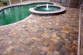 pool deck 1 artistic pavers u0026 surfaces patio surfaces