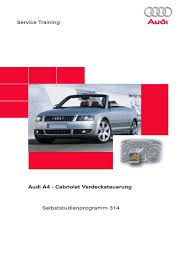 download 314 audi a4 cabriolet docshare tips