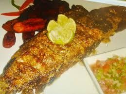bonne cuisine camerounaise marinade de poisson braisé camerounais recettes africaines