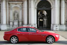 red maserati quattroporte maserati quattroporte saloon review 2004 2012 parkers