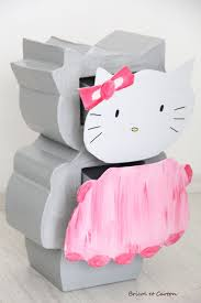 255 best cardboard images on pinterest hello kitty boxcar and