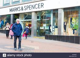 marks and spencer bureau bournemouth dorset uk 2nd february 2018 marks spencer store