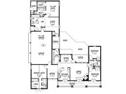 eplans southern house plan separate apartment on level