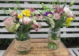 wedding flowers jam jars 35 best jam jar wedding flower ideas images on