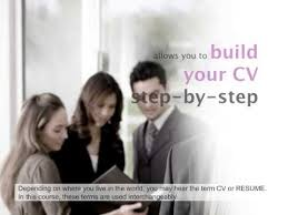 Resume Writing Classes Online by Online Resume Cv Writing Course Youtube