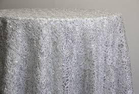silver lace table overlay overlays and runners