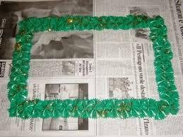 immagini cornici per bambini lavoretti creativi la cornice di pasta da fare con i bambini