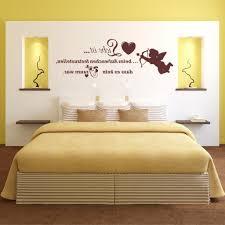 gemütliche innenarchitektur schlafzimmer deko schlafzimmer wand