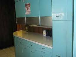 Kitchen Cabinets Metal Turquoise Geneva Metal Cabinets For Kitchen With Round Corner Blue