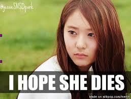 Pissed Off Meme - when krystal id pissed off allkpop meme center