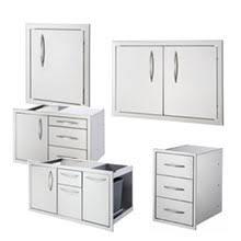 Stainless Steel Kitchen Cabinet Doors Outdoor Kitchen Cabinet Doors Aristonoil Com