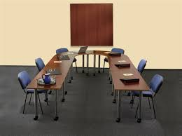 modular conference training tables maverick training room tables modular meeting table