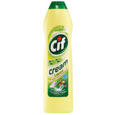 Jeyes Fluid Patio Cleaner by Cif Cream Cleaner 500 Ml Departments Diy At B U0026q