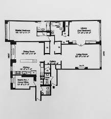 Lenox Floor Plan 169 East 69th Street 5a Lenox Hill 3 Bedroom Coop For Sale