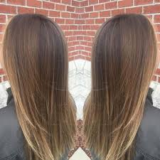can you balayage shoulder length hair 29 best balayage hairstyles for straight hair for 2017