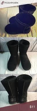 womens paw boots size 9 euc unlisted kenneth cole production s size 9 dress shoes