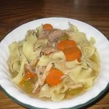 s turkey noodle soup recipe allrecipes