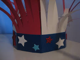 4th of july head gear more july crafts and craft ideas
