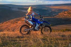 motocross bike videos wearing stilettos on a dirt bike shows how badass russian riders
