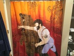 Cool Shower Curtains For Guys Guys Shower Curtains Image Bathroom 2017