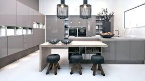cuisine gris laque cuisine gris laque aussi cuisine lack par 3 cuisine blanc laque