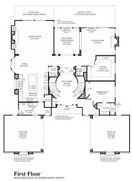 Country Club Floor Plans Masters At Moorpark Country Club The Santa Barbara Home Design