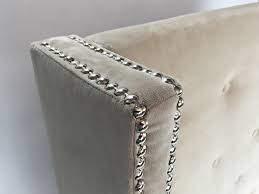 Wingback Tufted Headboard 66 Off Inspire Q Marion Nailhead Wingback Tufted Queen Sized