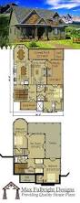 House Plans Walkout Basement Small Cottage Plan With Walkout Basement Rustic Cottage Cottage