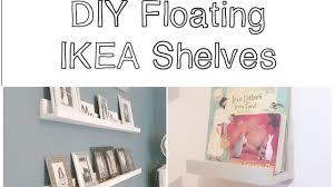 diy floating shelves organization diy home decor challenge