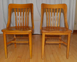krug furniture kitchener tribute 20th decor 1940 s oak office chairs