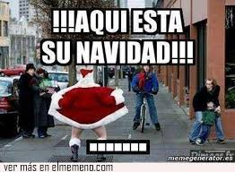 Memes De Santa Claus - galer祗a 17 memes de pap磧 noel para re祗rte esta navidad notinerd