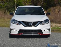 nissan sentra nismo for sale 2017 nissan sentra nismo review u0026 test drive
