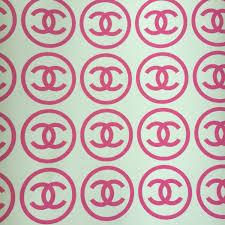 chanel logo stickers sticker creations