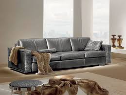 Best  Contemporary Leather Sofa Ideas On Pinterest - Leather sofa design living room