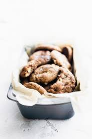 flourless chewy ginger molasses cookies cotter crunch