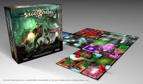 siege jeu siege of the citadel ludovox