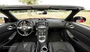 Nissan Z370 Interior 2014 Nissan 370z Roadster Review Autoevolution