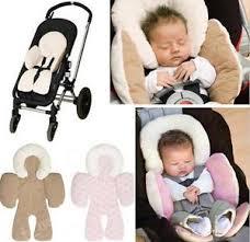 coussin reducteur siege auto bébé enfant soutien coussin landau poussette siège auto reducteur