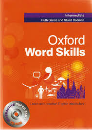 oxford word skills intermediate book