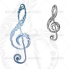 musical note ornament by alitsuarnegara graphicriver