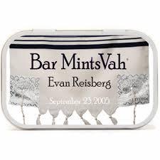mitzvah favors bar mitzvah favors candy tins