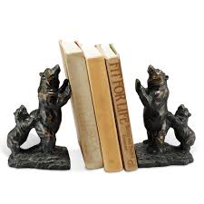 bear bookends images reverse search