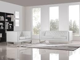 fresh white leatherette sofa home decor interior exterior fresh on