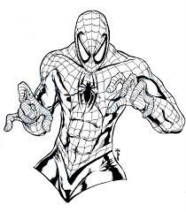 spiderman coloring pages farainsabina