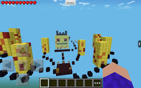 Mpce Maps Blaze Boss Fight For Minecraft Pocket Edition Mcpe Maps
