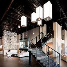 Loft Modern Industrial Modern Loft Lobby Lobby Inspiration Pinterest